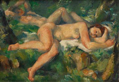 Charles KVAPIL (Anvers 1884 - Paris 1957)