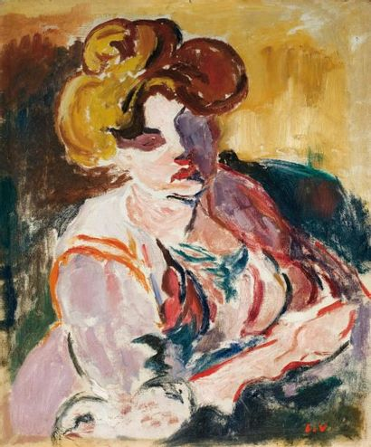 Louis VALTAT (Dieppe 1869- paris 1952)