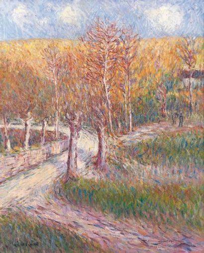 Gustave LOISEAU (Paris 1865-1935)