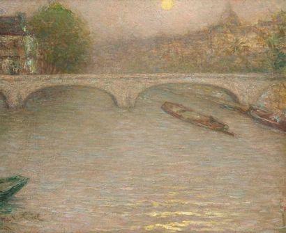 Louis RIDEL (Vannes 1866- ?)