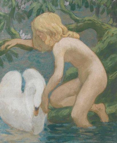 Jean Francis AUBURTIN (Paris 1866 - 1930)