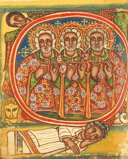 Homélies sur l'Archange Michel XVIIIe siècle...