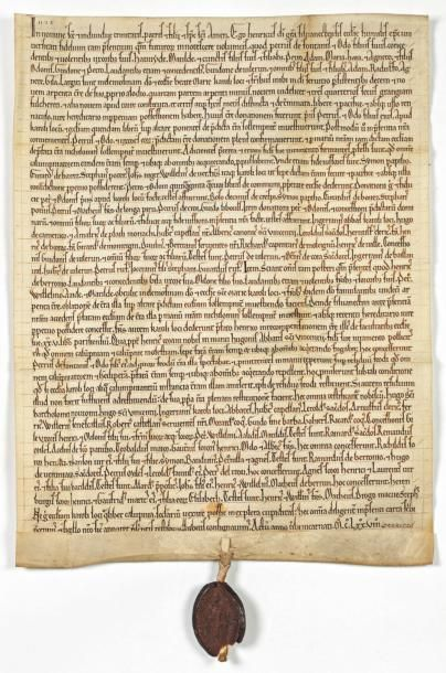 Abbaye de Chaalis 1178