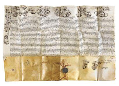 Pie VI pour Saint Jacques de Liège, 1791