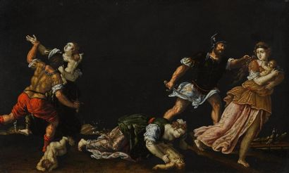 Attribue? a? Pasquale OTTINO (1578-1630)...
