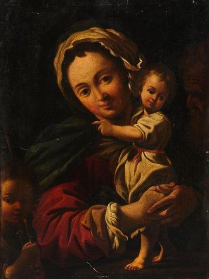 Attribué à Bartolomeo SCHEDONE (Formigine,...