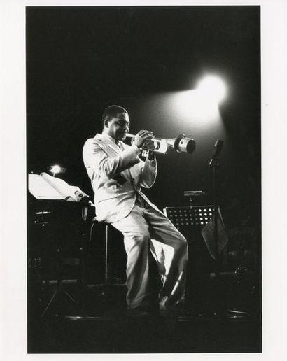 Winston MARSALIS En concert, par André CLEARGEAT...