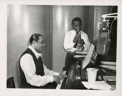 Duke ELLINGTON et Louis ARMSTRONG, Enregistrement,...