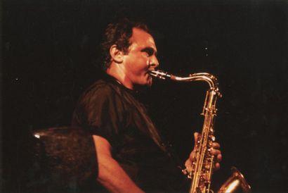 Stan GETZ En concert, par André CLEARGEAT,...
