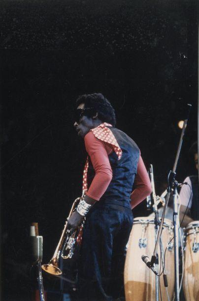 Miles DAVIS En concert, par André CLEARGEAT...
