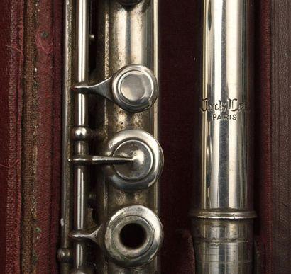 Flute traversière Jack LEFF portant la marque...