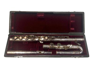 Flute traversière ALUS portant