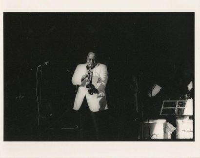 Cootie WILLIAMS En concert, par André CLEARGEAT...