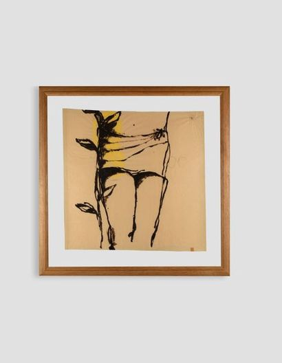 Jean-Charles BLAIS (born 1956) Untitled,...