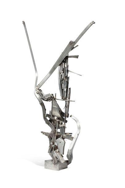 Albert FERAUD (1921-2008) Untitled Welded...