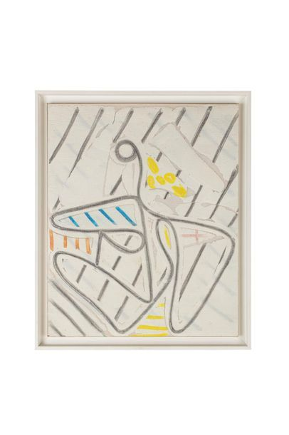 Christian BONNEFOI (born 1948) Untitled,...