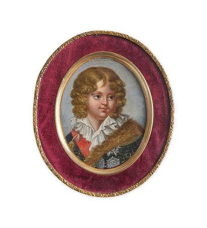ISABEY Jean-Baptiste (1767-1855), d'après....