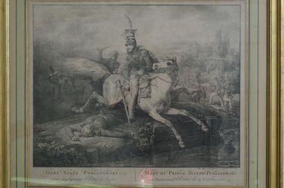 Prince Joseph Antoine PONIATOWSKI (1763-1813)....