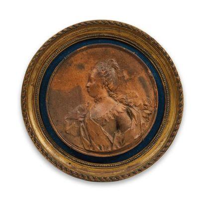 NINI Jean-Baptiste (1717-1786), d'après....