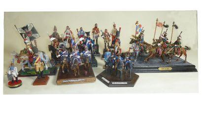 Premier Empire, cavalerie de la garde, généraux,...
