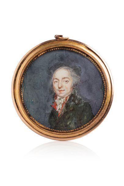 DUMONT François (1751-1831), entourage de....