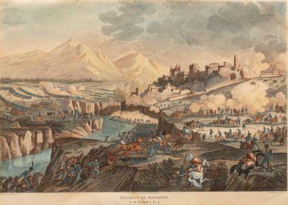 VERNET Carle (1758-1836), d'après. La bataille...