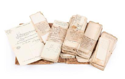 Archives de la Famille BONADONA (orig. du...