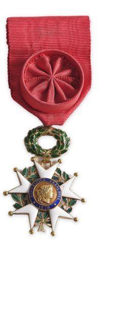 France Croix d'officier de l'ordre de la...