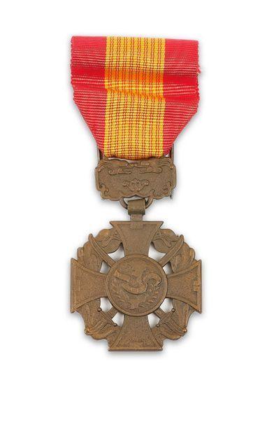 République du Vietnam Croix de la Bravoure....
