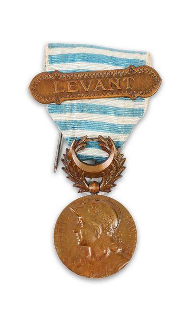 Médaille commémorative de Syrie-Cilicie,...