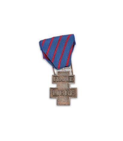 France Médaille commémorative des services...