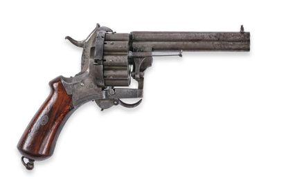 Revolver Lefaucheux, à broche, système Chaineux....
