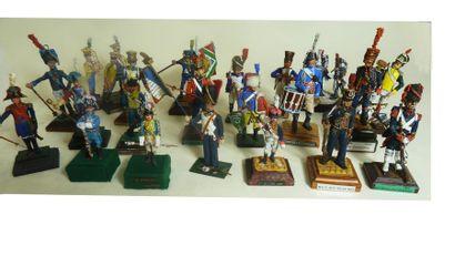 France Révolution. 13 figurines. Premier...