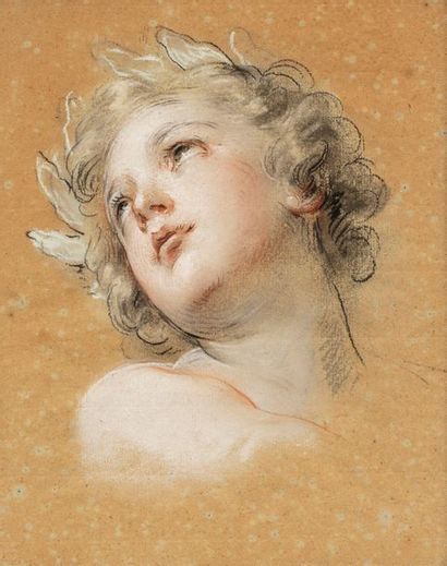 François LEMOYNE (Paris 1688-1737)