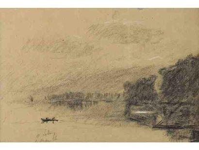 Albert LEBOURG (Montfort sur Risle 1849-Rouen 1928)