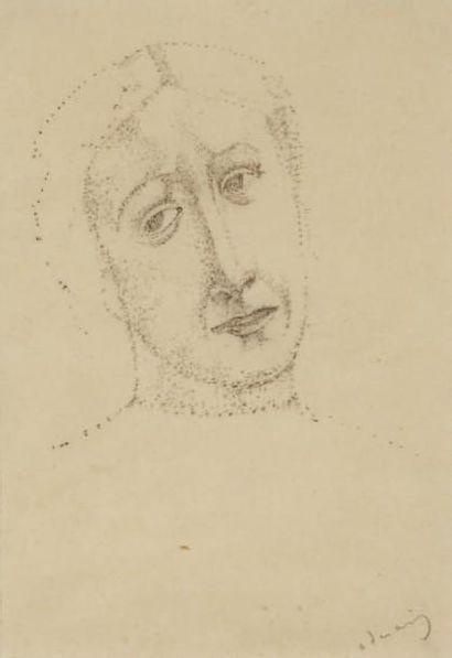 André DERAIN (Chatou 1880 - Garches 1954)