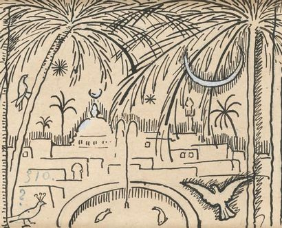 Kees Van DONGEN (Delfshaven 1877- Monaco 1968)