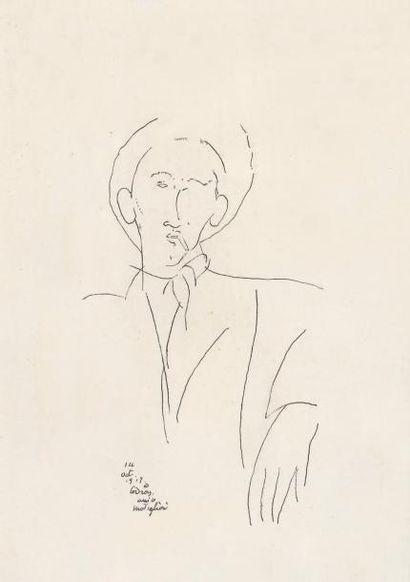 Amédéo MODIGLIANI (Livourne 1884-Paris 1920)