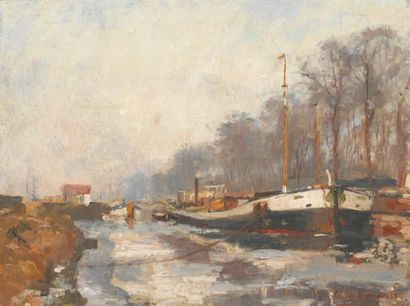 Albert LEBOURG (Montfort sur Risle 1849- Rouen 1928)