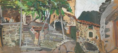 Mathurin MEHEUT (Lamballe 1882 - 1958)