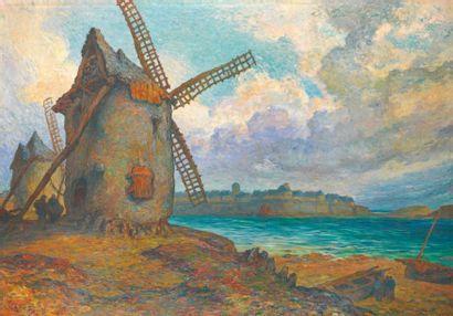 Georges GOBO (San Francisco 1876 - Nantes 1958)