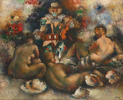 Paul Elie GERNEZ (Valenciennes 1888 - 1948)