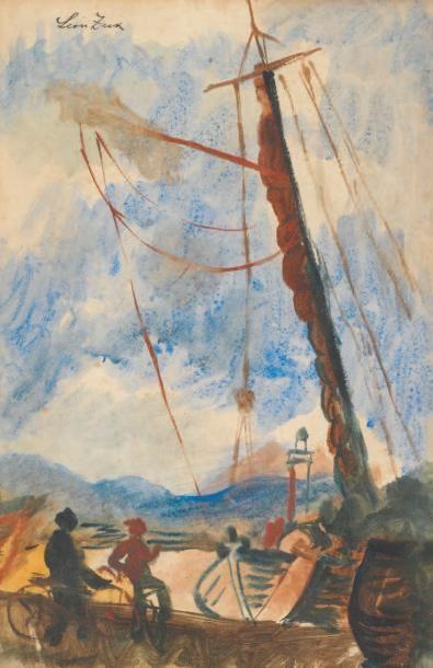 Léon ZACK (Nijni -Novgorod 1892 - Paris 1980)