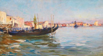 Raymond ALLEGRE (Marseille 1857-1933)