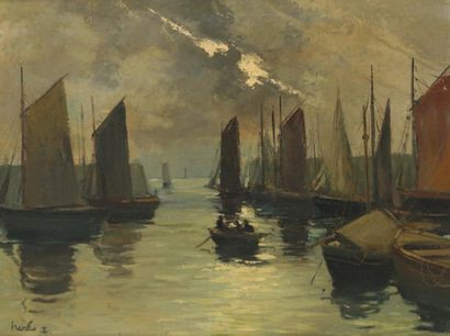 Fernand HERBO (Orchies 1905-1995)