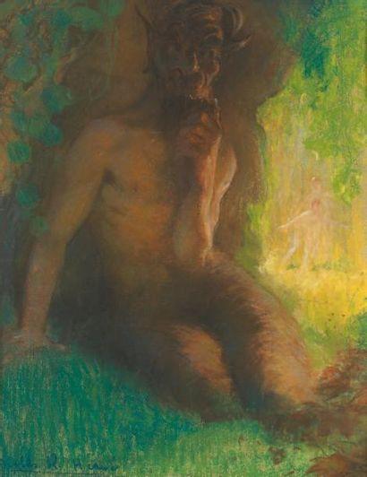 Jules René HERVE (Langres 1887- 1981)