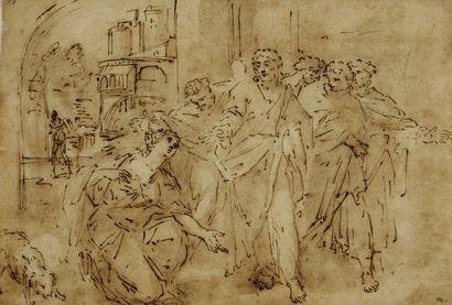 Nicolas COLOMBEL (Sauteville-les-Rouen 1644 - Paris 1717)