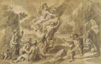 François VERDIER (Paris 1651 - 1730)