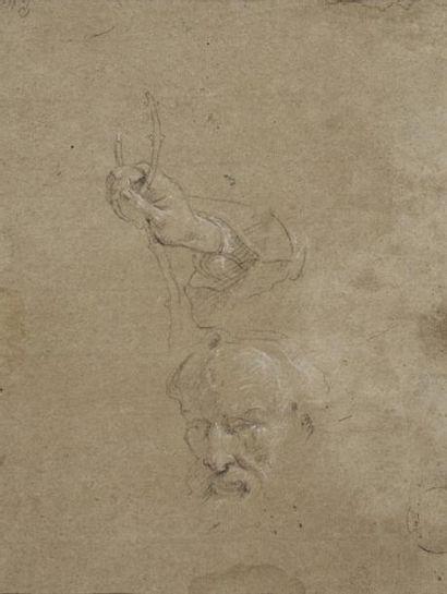 Attribué à Giovanni Baptista PITTONI (Venise 1687 - 1767)