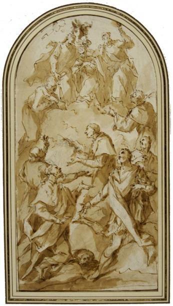 Gaspare DIZIANI (Belluno 1689 - Venise 1767)